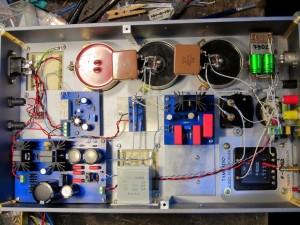 Inside the E55L SPUD amp