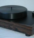 Motus 2DQ for 10,5 Inch tonearm Ziricote/aluminum black anodizied vr