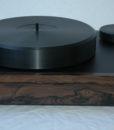 Motus 2DQ for 10,5 inch tonearm Ziricote/aluminum black anodizied